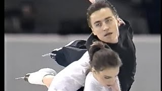"Ekaterina Gordeeva and Sergei Grinkov ""Requiem"" 1995 Challenge of Champions"