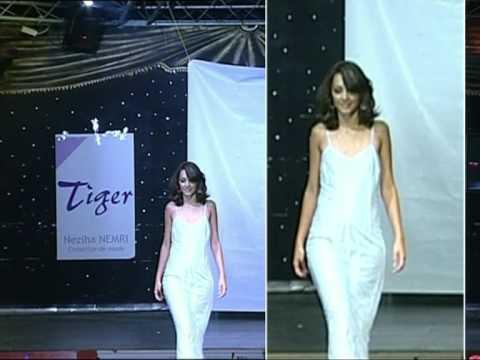 Tunisia Fashion Week, Collection  2005 TIGER, Designer  Neziha Nemri Part 1