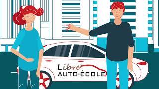 Libre Auto École - Votre permis en candidat libre