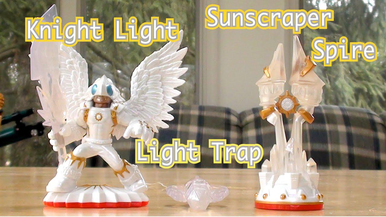 Skylanders Trap Team Light Element Expansion Pack