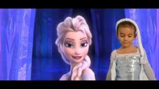 Retrospectiva Frozen - Isabela 4 anos