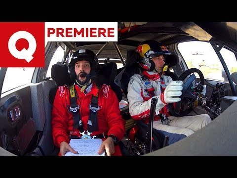 Fare il navigatore su una Citroen C3 WRC   Quattroruote