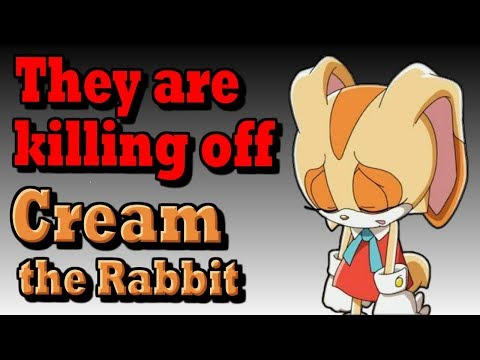Why I Think They Are Killing Off Cream The Rabbit