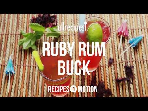 How to Make Ruby Rum Bucks | Tiki Tuesday Recipes | Allrecipes.com