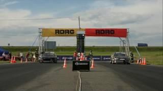 RDRC Stage 1. Оксана Яковлева vs Яна Сотова. Honda Civic vs Honda Civic.