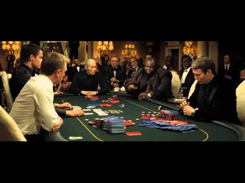 007 бонд казино рояль