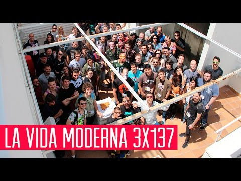 La Vida Moderna 3x137...es practicar asfixia erótica con un cable de HD