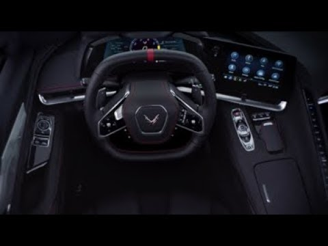 2020 Corvette: Driver-Centric Cockpit | Chevrolet - YouTube