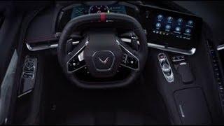 2020 Corvette: Driver-Centric Cockpit | Chevrolet