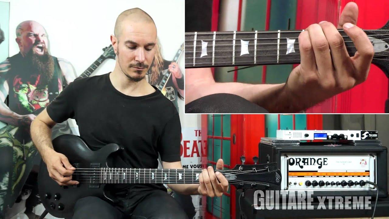 Guillaume Bernard (KLONE) - Guitare Xtreme #70 - YouTube