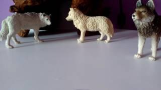 #wolf pack movie ep.3 #kristina kashytska # schleich # ice  wolf #wolf toys # adventure