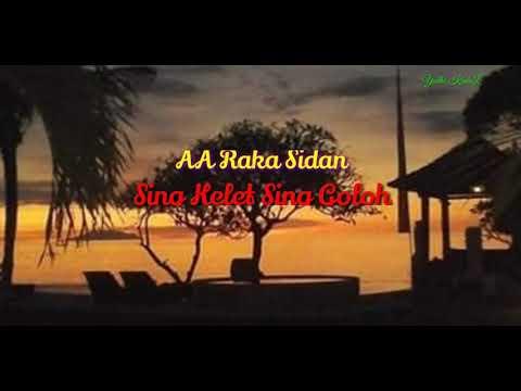 AA Raka Sidan Sing Kelet Sing Goloh Karaoke No Vocal