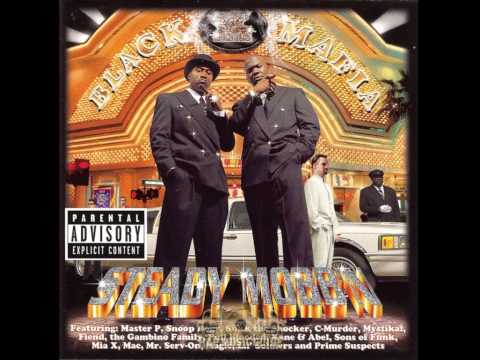 Steady Mobb'n - Gehtto Life (Ft. Master P, Snoop Dogg & O'Dell) HQ