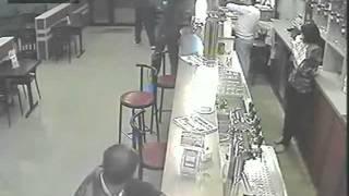 Braquage Pistolet vs marteau à Valenton