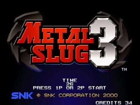 metal slug 3 completo sin morir al nivel 4 sin trucos