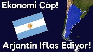Arjantin İFLAS MI Ediyor? - Eski Gücü  Ekonomik KRIZİ!