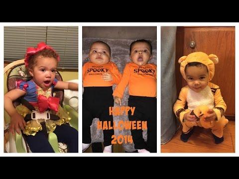 VLOGtober 31, 2014: Happy Halloween (pics Included)  | MandieHeartsLife