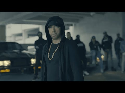 Eminem lambasts Donald Trump in freestyle rap