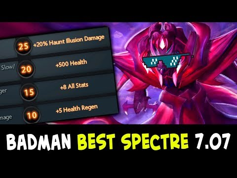 Is Spectre good again? Badman trying 7.07 new Talents