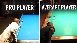 Trying to shoot like the great Efren Reyes | Your Average Pool Player