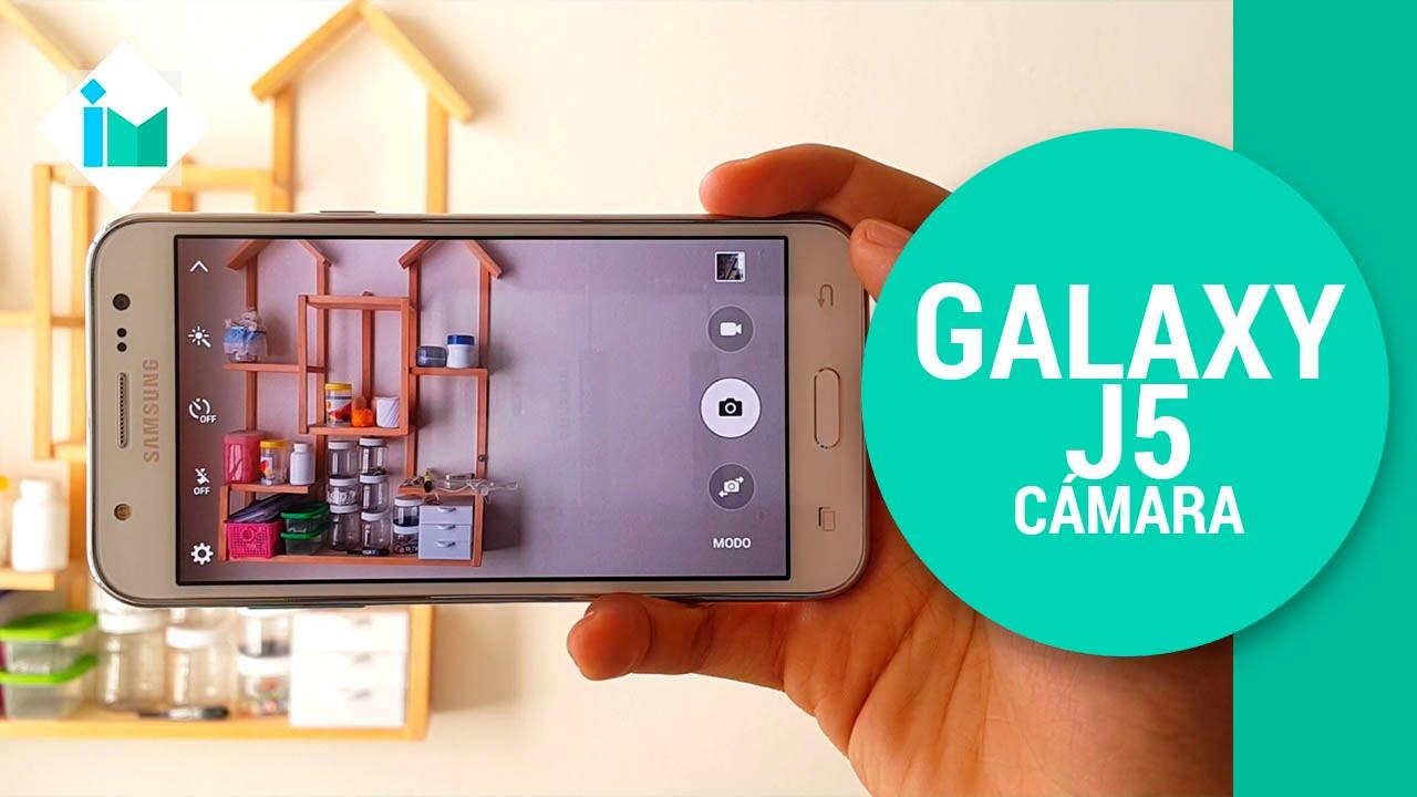 samsung galaxy j5 review de c mara youtube. Black Bedroom Furniture Sets. Home Design Ideas