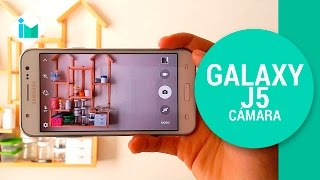 Samsung Galaxy J5 - Review de cámara