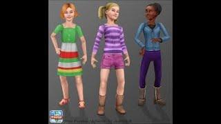Preteen Model Sims Freeplay