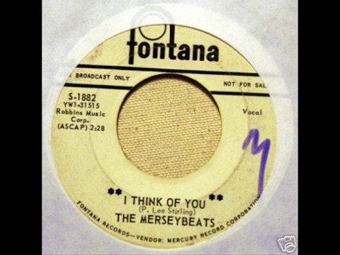 The Merseybeats - I Think Of You b/w Mister Moonlight