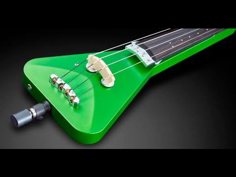 Warwick Custom Shop Masterbuilt - Triumph Candy Green #16-3122