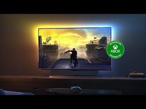 Компания Philips представила первый монитор, разработанный специально для Xbox