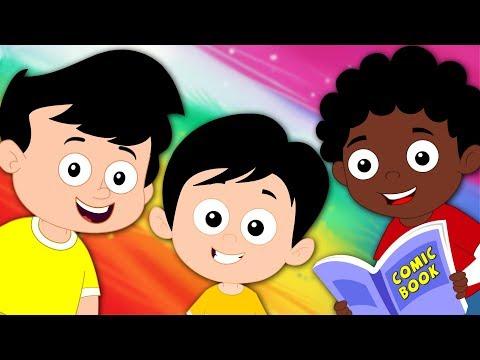 Little Jack Horner | Kindergarten Nursery Rhymes | Animated Videos For Toddlers by Kids Tv
