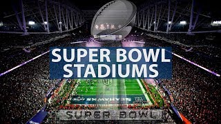 List of all nfl super bowl stadiums from 1967 to 2024. teams, winners and future stadiums. history. download the betsim app here: https...