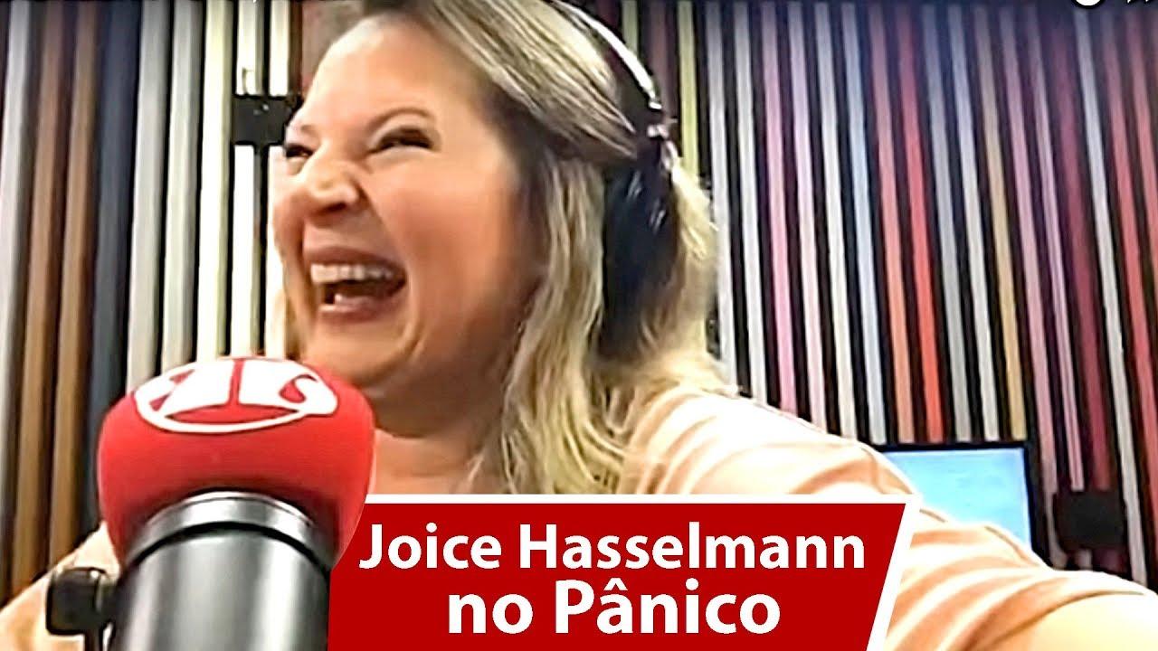 Joice Hasselmann no Pânico, assista! - YouTube