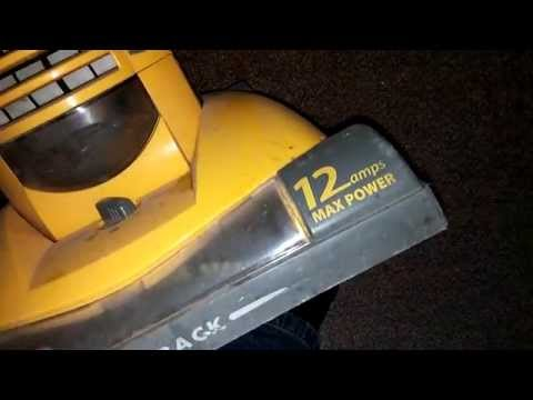 How to fix a vacuum cleaner that wont pick anything up