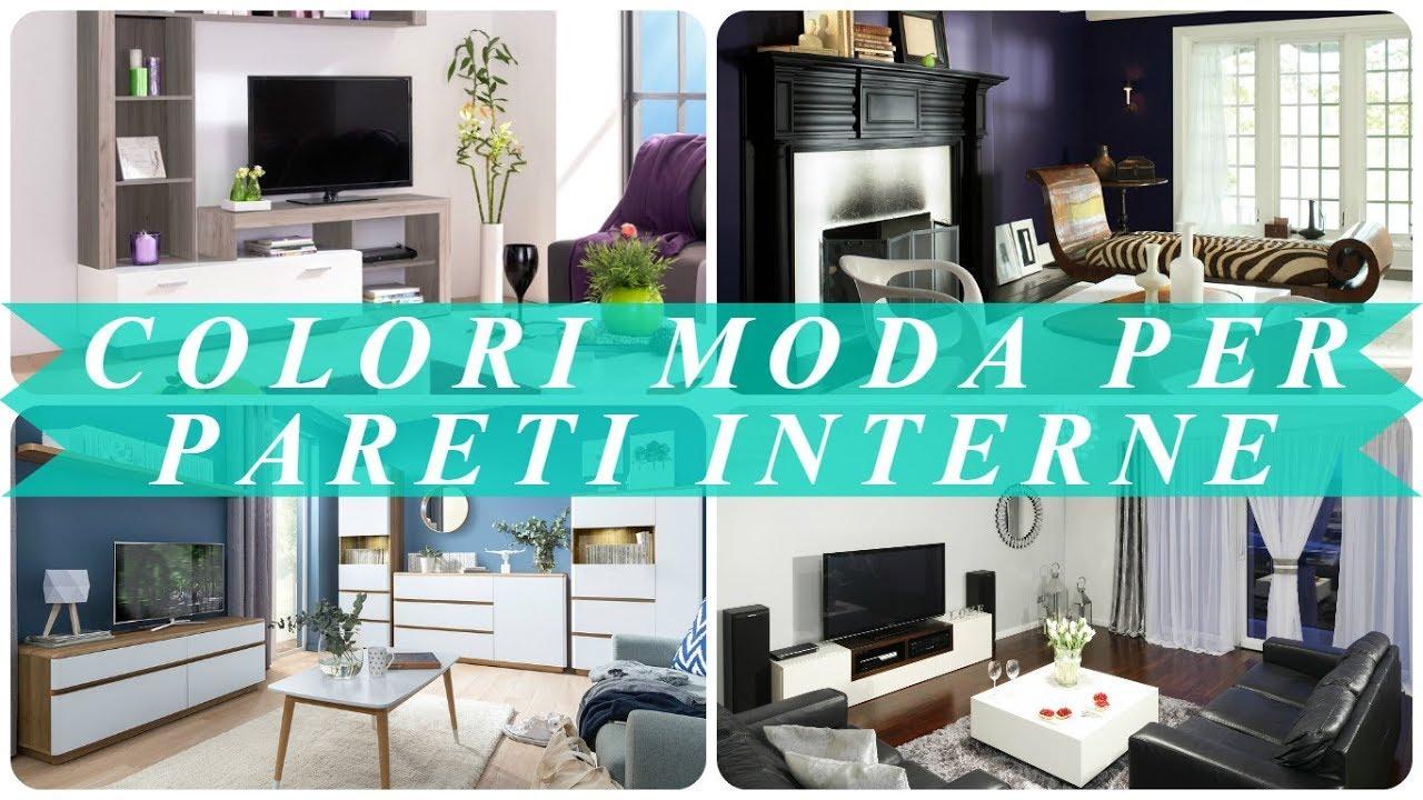 Colori moderni per pareti di casa youtube for Colori moderni per pareti