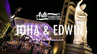 Arte Eventos - Cerro el Santisimo - Boda Johana & Edwin - Santander Colombia