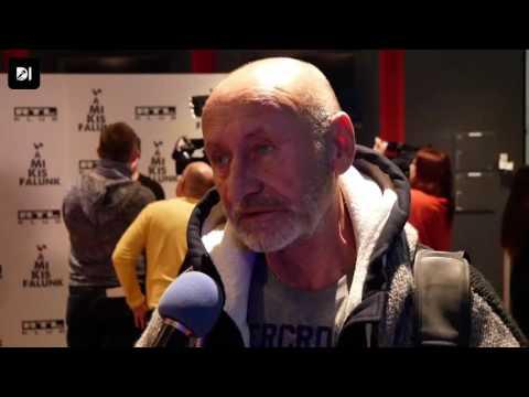 Reviczky Gábor a Mi kis falunk c. új sorozatról videó letöltése