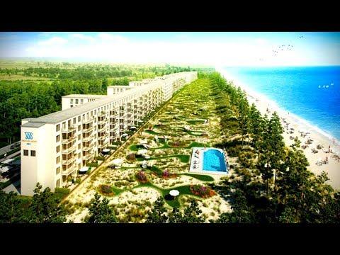 Dieses gigantische deutsche Hotel hatte noch keinen einzigen Gast!