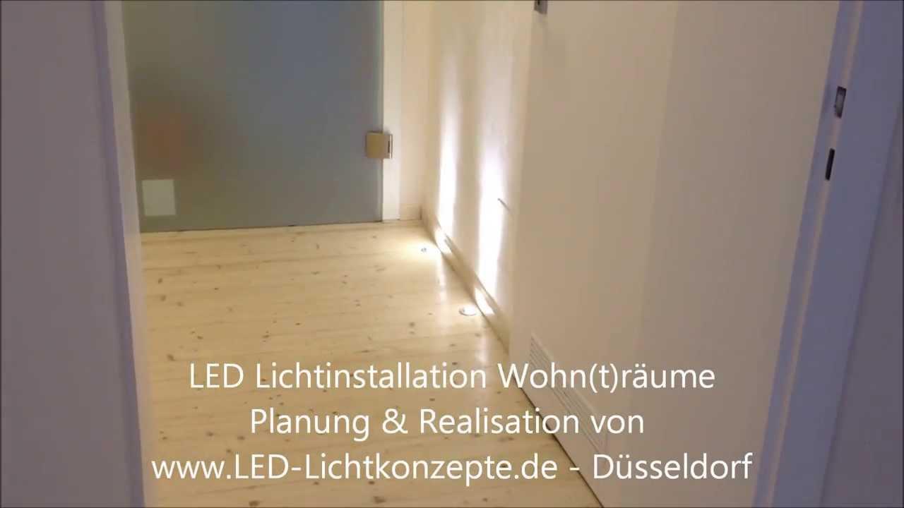 Hausbau Lichtplanung lichtdesign wohnung led lichtplanung vom lichtplaner led