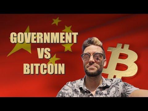 Governments VS Bitcoin
