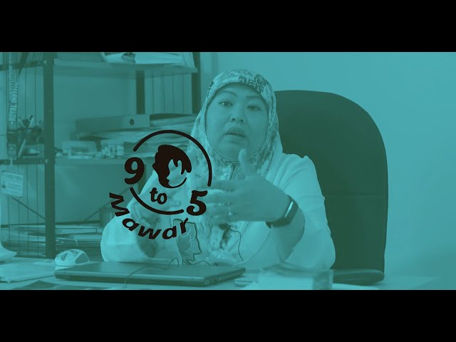 9 to 5: What's Neue with Mawar of Nisai Brunei