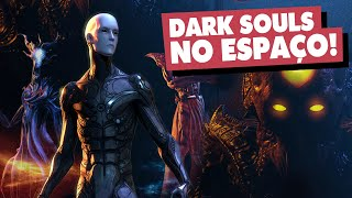 30 MINUTOS DESSE DARK SOULS NO ESPAÇO | Hellpoint (Gameplay em Português PT-BR) #Hellpoint