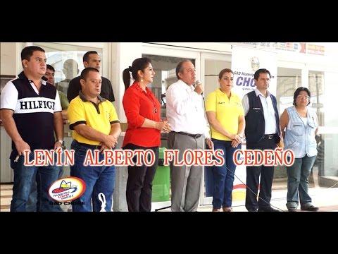 Lenín Alberto Flores Cedeño
