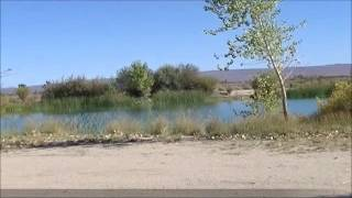Video Tour of Branch Park Camping Area at Edwards AFB, CA