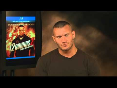 12 Rounds 2: Reloaded 2013 Exclusive: Randy Orton HD Brian Markinson, Randy Orton