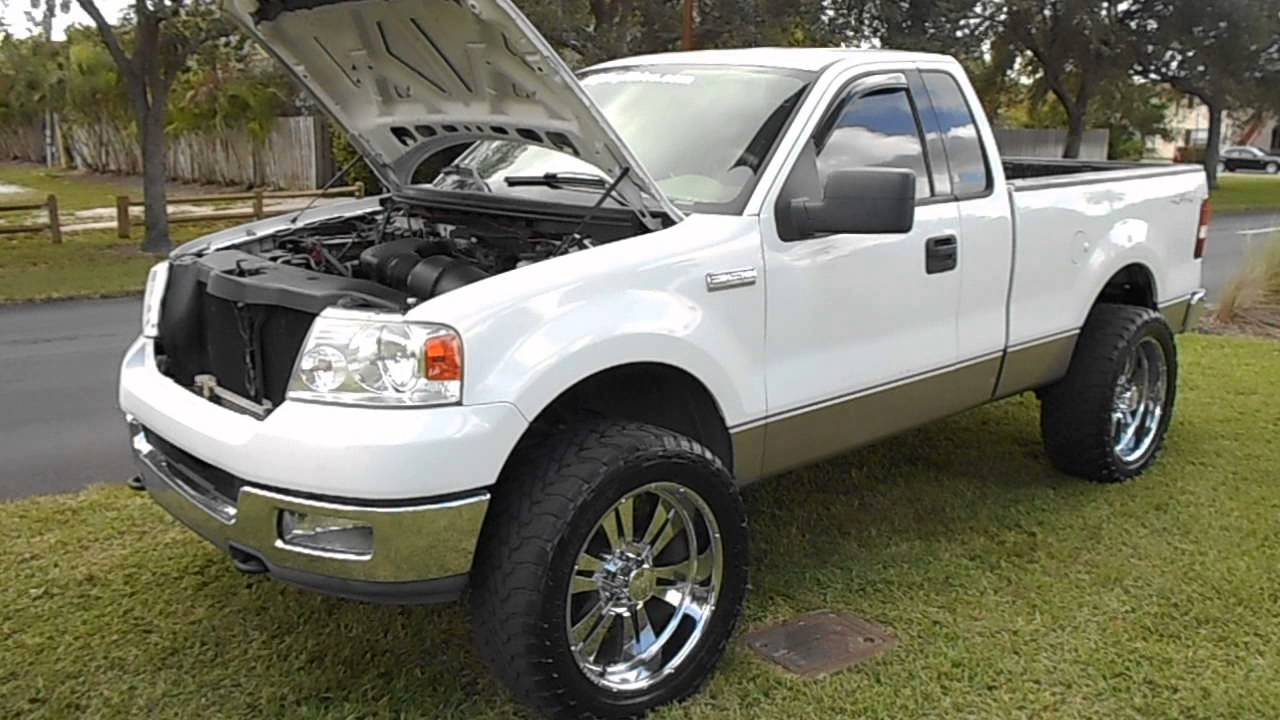 2004 Lifted Ford F150 4x4 Custom Florida Truck For Sale Www