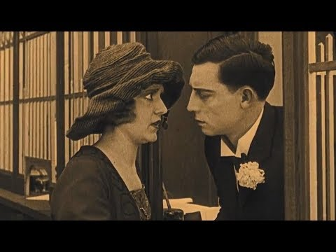 Buster Keaton  - The Haunted House (1921)  Silent  film