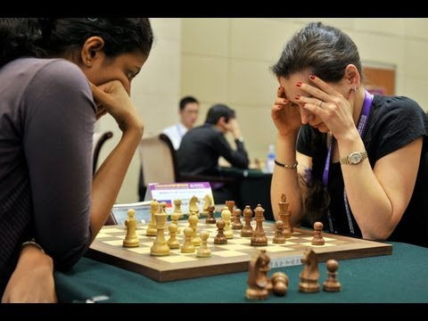 2012 - World Mind Games Chess - Day 5