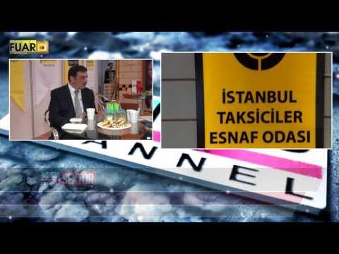 İSTANBUL TAKSİCİLER ESNAF ODASI -  FUAR TV