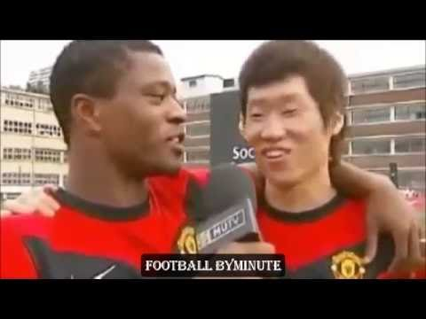 Patrice Evra Most Funniest Moments feat Pogba,Sir Alex Ferguson,Park Ji-sung, Dani Alves